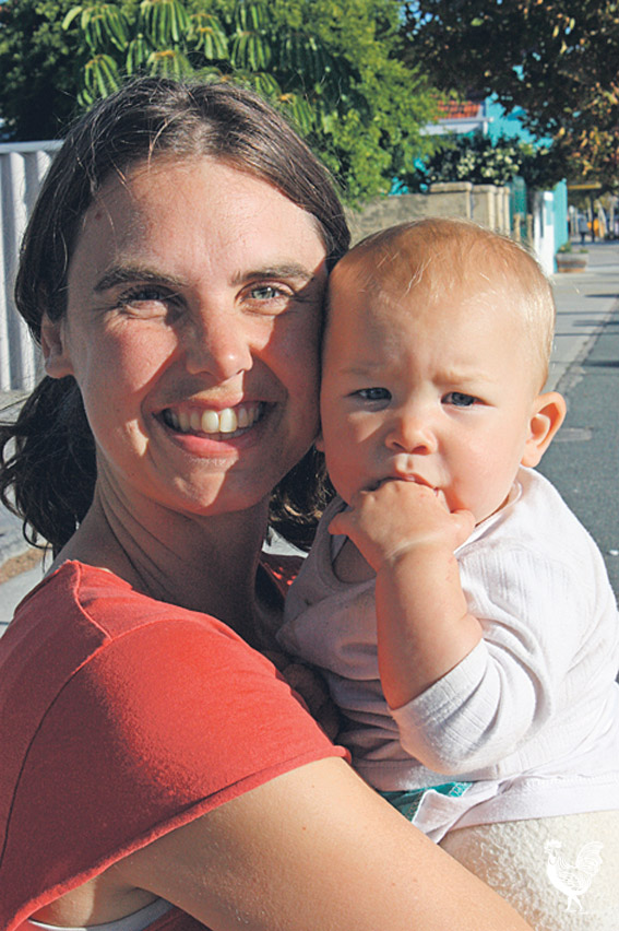 "• New mum Dominique Lieb's needle phobia keeps her away from the Red Cross. She agrees with Fremantle mayor Brad Pettitt that people seem busier these days, but wonders whether the state's influx of hedonistic fly-in, fly-out workers also plays a part in dwindling donations: ""It's the focus on money."""