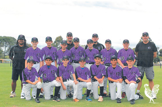 • Todd Hatcher and the globetrotting Firebirds baseball team.
