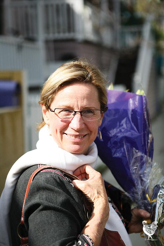 • Former Fremantle community development officer Penny Kordyl. Photo supplied | Max Kordyl (2006)