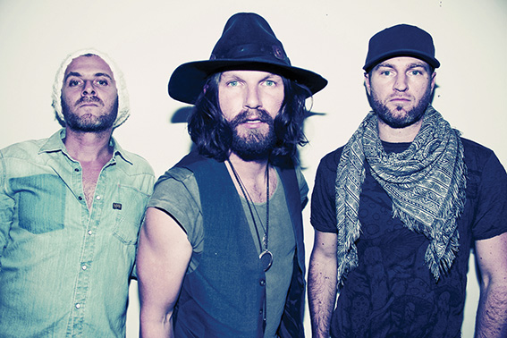 • Tijuana Cartel is coming to Mojos September 4 with an 'hynotic melding of Moroccan and Moog'.