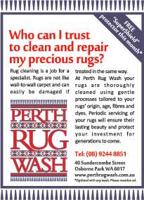 17 Perth Rug Wash 10x2