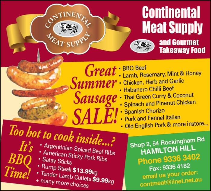 Continental Meat Supply 10x3