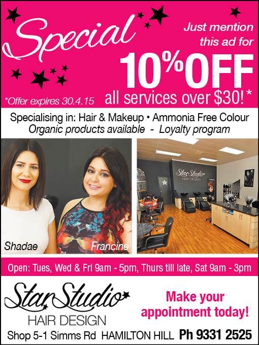 16. Star Studio 10x2