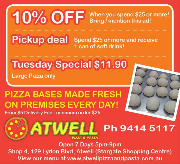 11. Atwell Pizza & Pasta 10x3