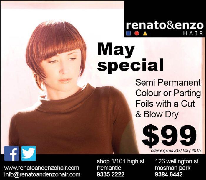 10. Renato & Enzo Hair 10x3