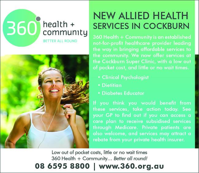 18 360 Health and Community 10x3