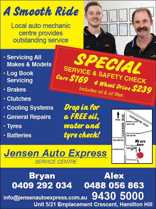 6. Jensen Auto 10x2