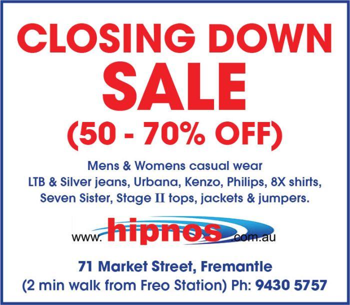 8. Hipnos Clothing 10x3