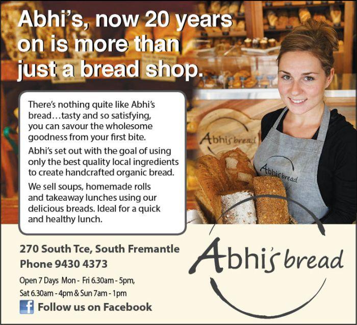 20. Abhis Bread 10x3