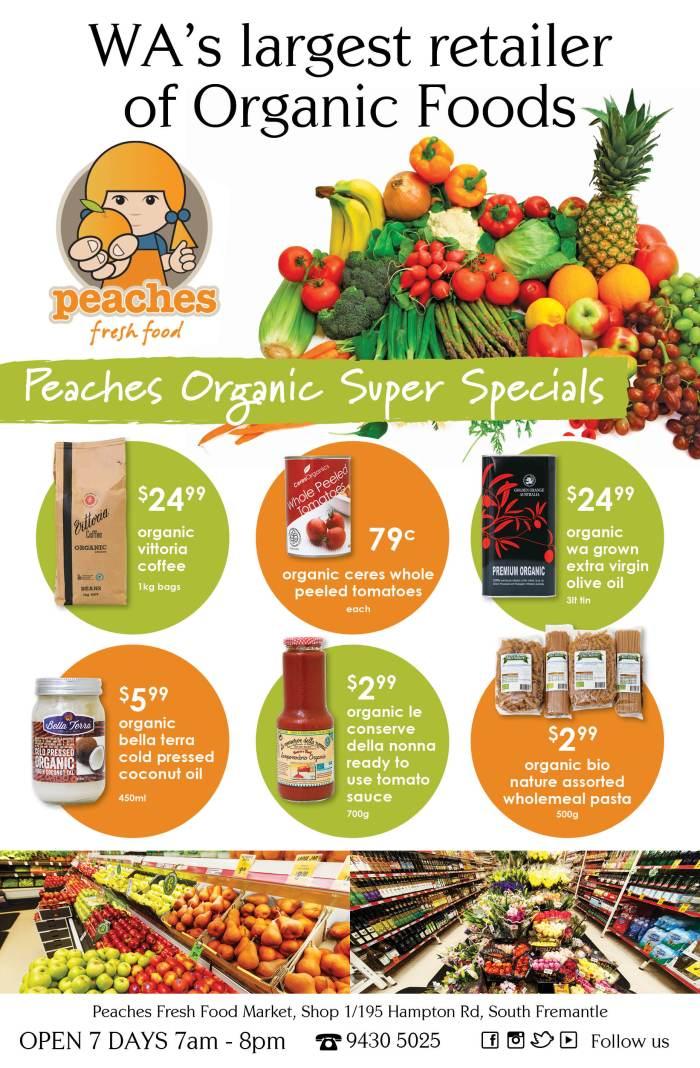 20. Peaches 40x7
