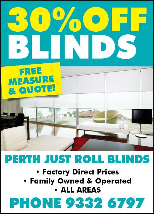 6. Perth Win Blinds 10x2