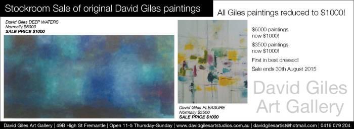 24. David Giles 10x7