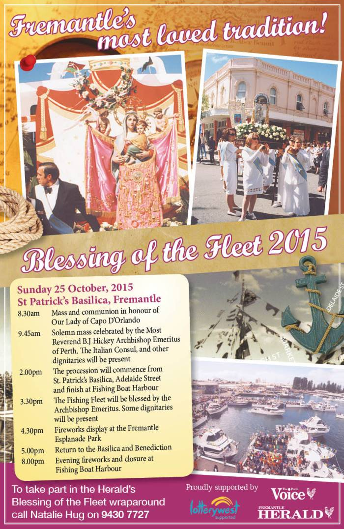 12. Blessing Of The Fleet 20x3.5