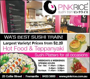 16. Pink Rice 10x3