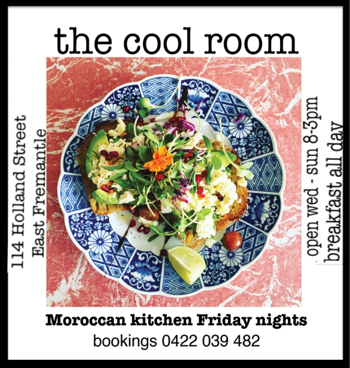 16. Cool Room 10x3
