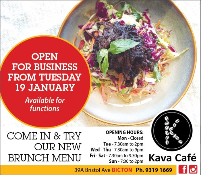 16. Kava Cafe 10x3