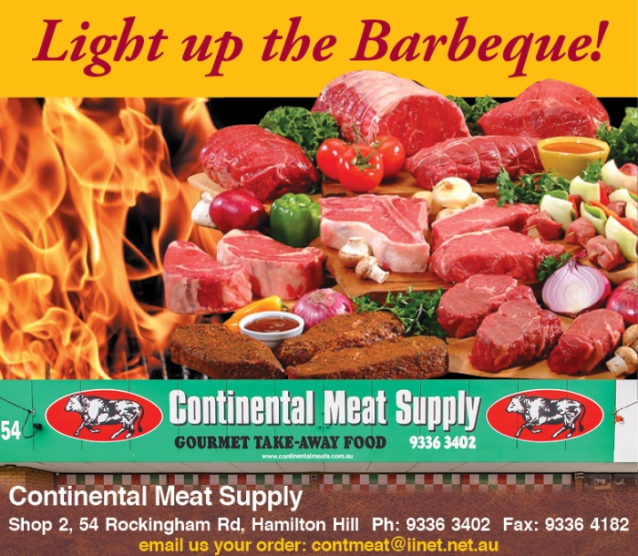 3. Continental Meat Supply 10x3