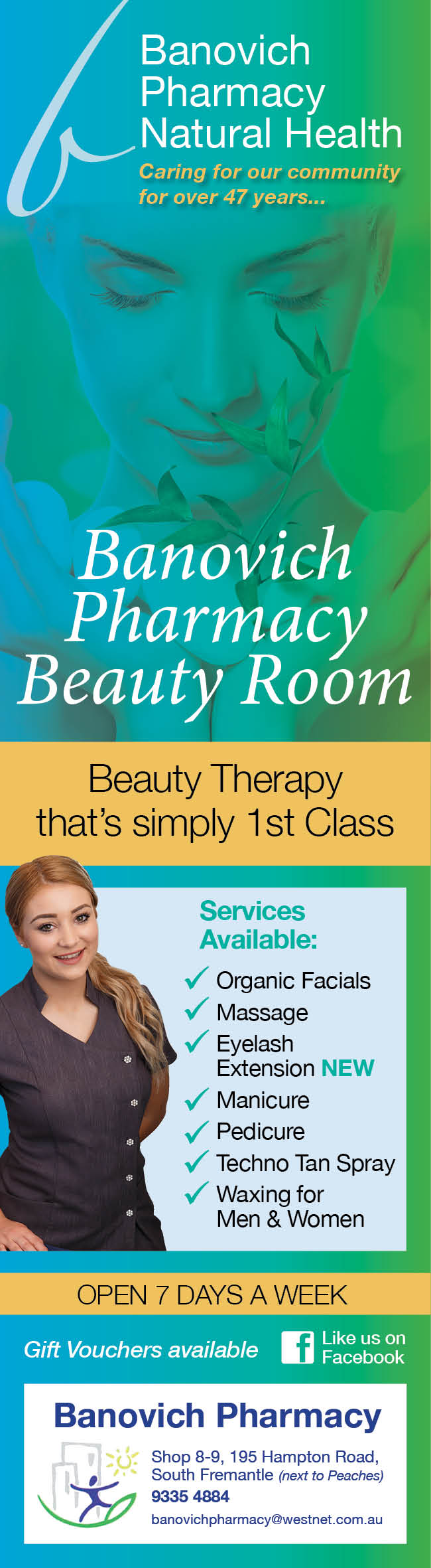 10 Banovich Pharmacy 40x3