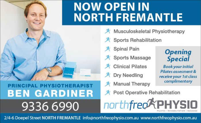 12 North Freo Physio 8x3.5