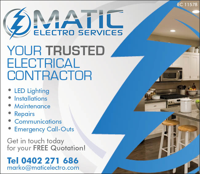 13 Matic Electro Services 10x3