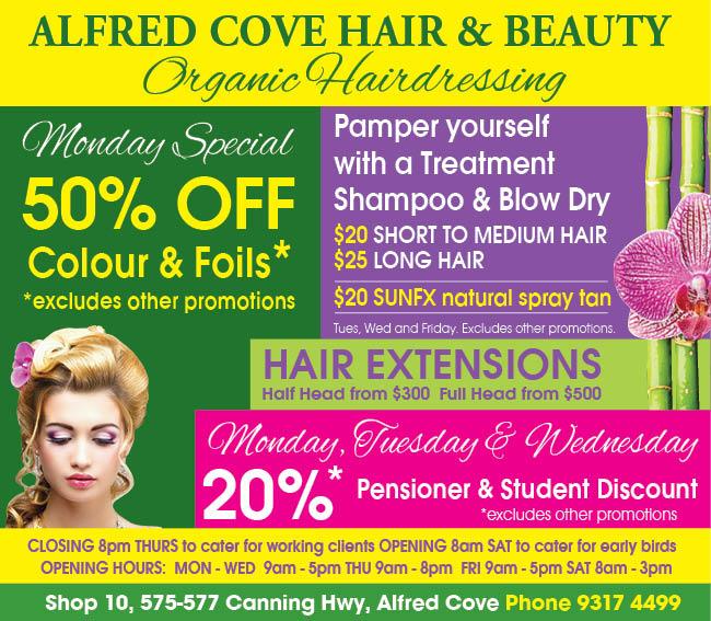 14 Alfred Cove Hair & Beauty 10x3