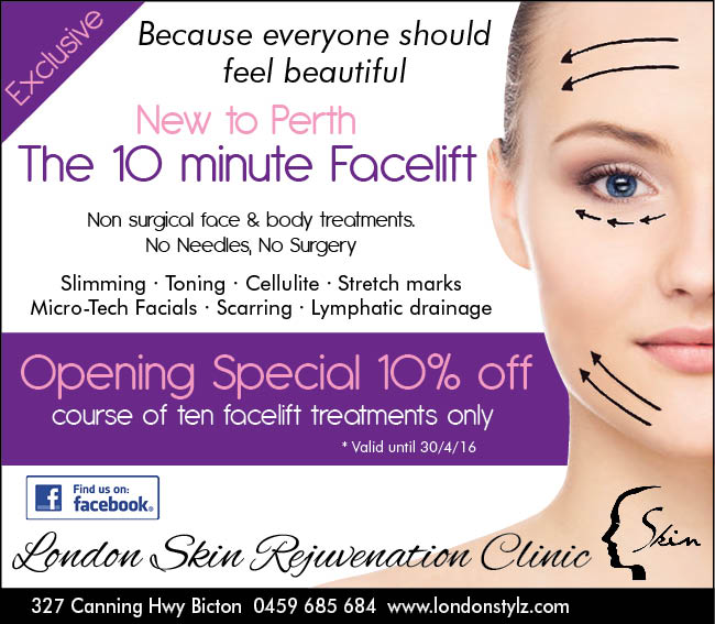 14 London Skin Rejuvenation 10x3