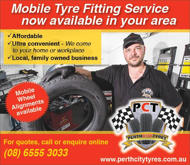 14 Perth City Tyres 10x3