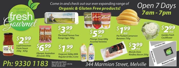 15. Marmion Street Fresh & Gourmet 10x7