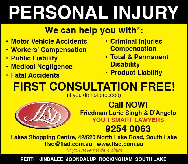 17. Friedman Lurie Singh 10x3 personal injury