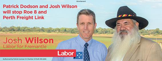 21 WA Labor Josh Wilson 10x7