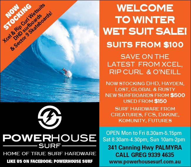 30 Powerhouse Surf 10x3