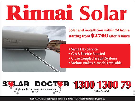 Solar Doctor 20x7 EX35875_GAS08-06-2016.indd