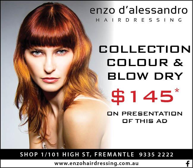 35 Enzo Hair 10x3