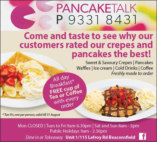 35 Pancake Talk 10x3