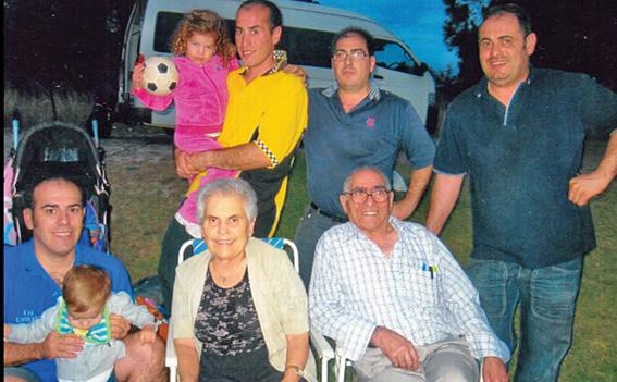 • The Noto family.