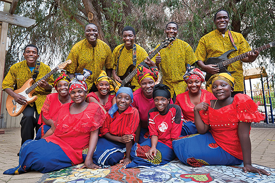 • The colourful Burundi Peace Choir didn't find the land of milk and honey awaiting them in the Great Southern, so they've upped stumps and returned to Perth.