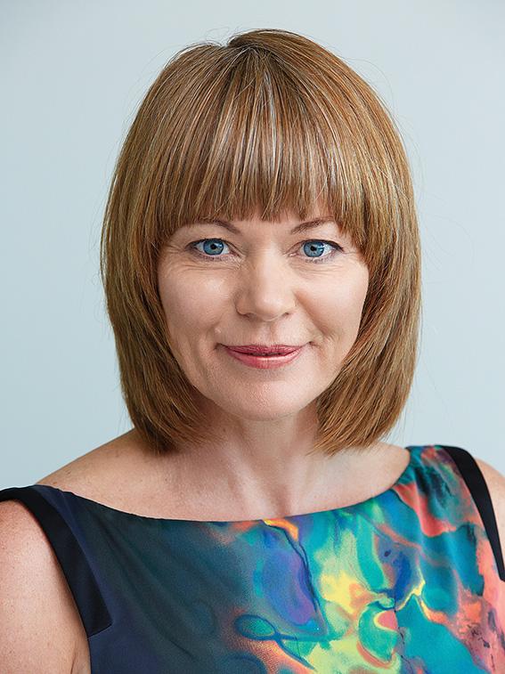 • Sodashi founder Megan Larsen.