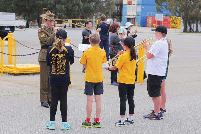 REMEMBRANCE DAY 2018: A call to horns | Fremantle Herald